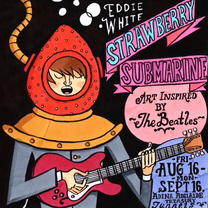 STRAWBERRY SUBMARINE